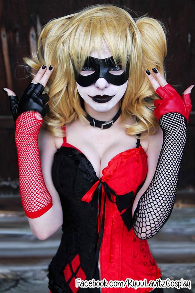 Harley Quinn - Ryuu Lavitz