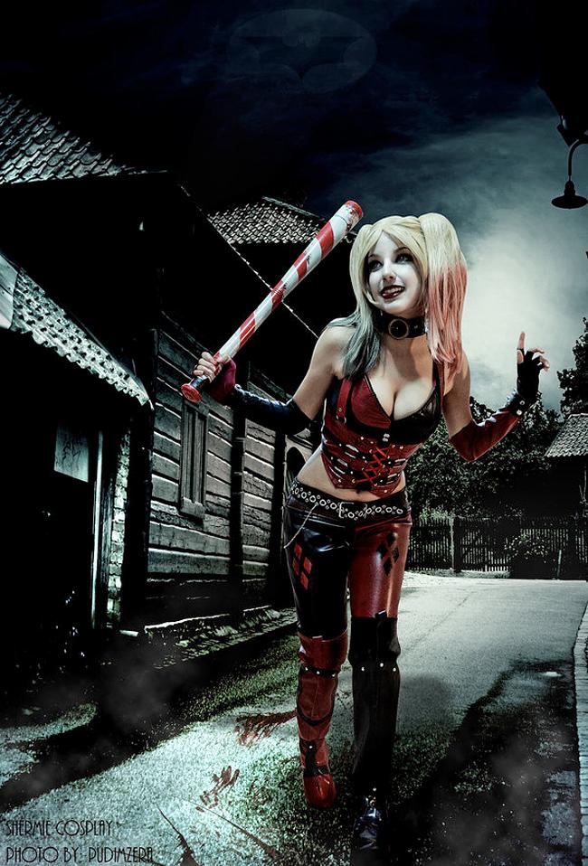 Harley Quinn - Shermie Cosplay