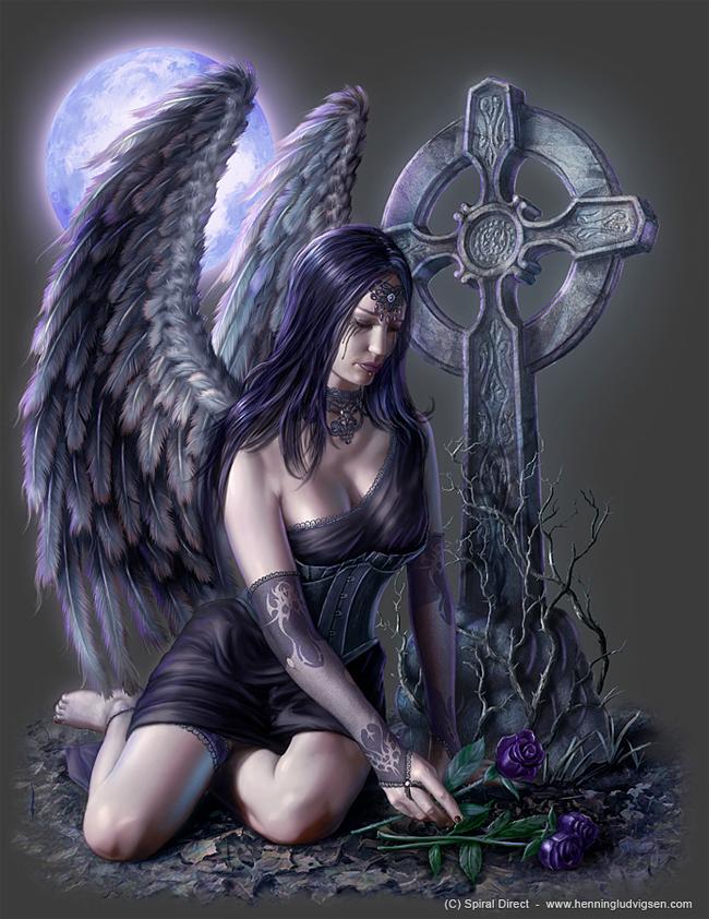 Henning Ludvigsen - Goth Angel