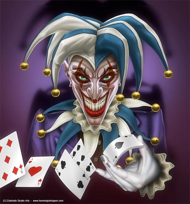 Henning Ludvigsen - Joker