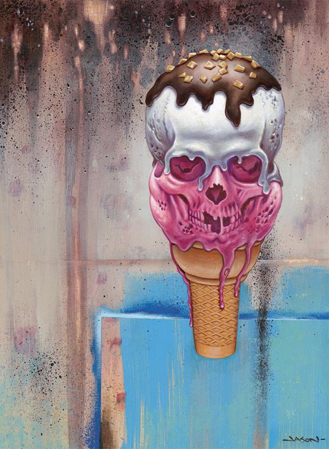 Jason Edmiston - I Scream