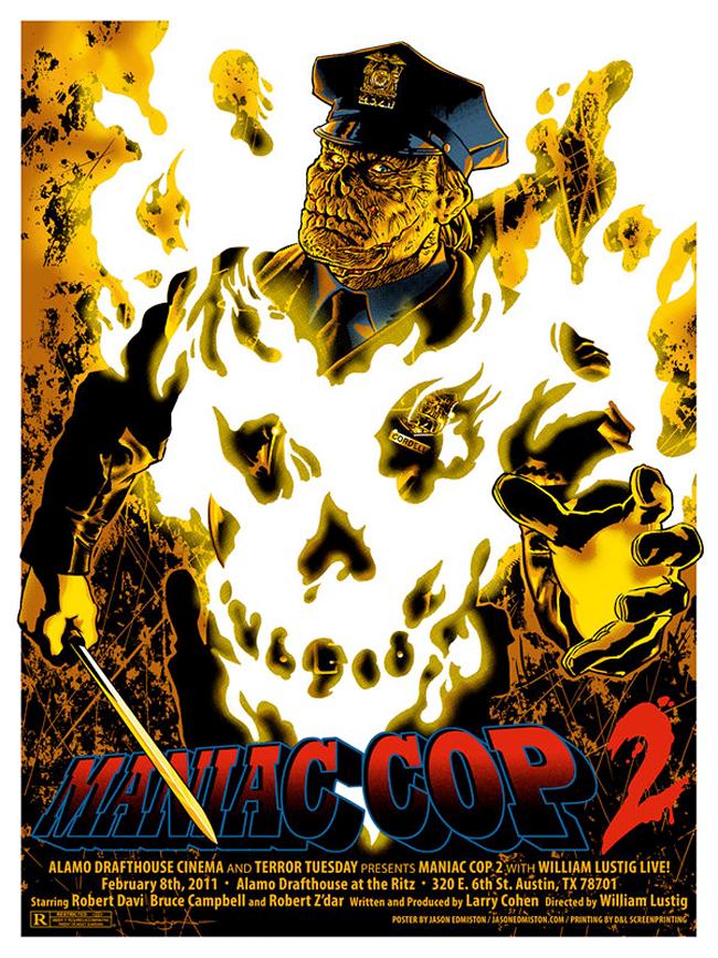 Jason Edmiston - Maniac Cop 2