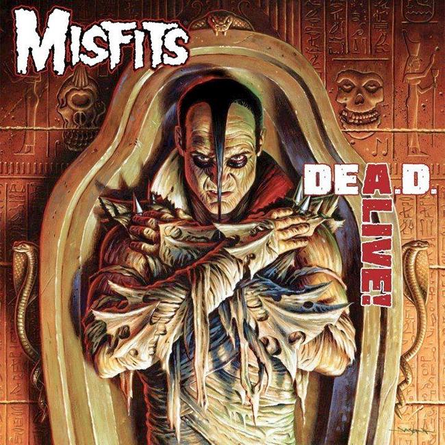 Jason Edmiston - Misfits: Dead Alive