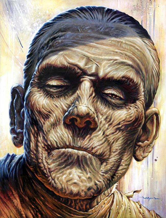 Jason Edmiston - Mummy