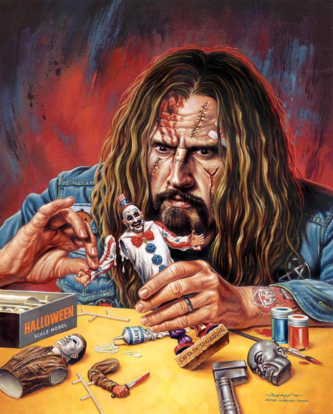 Jason Edmiston - Rob Zombie