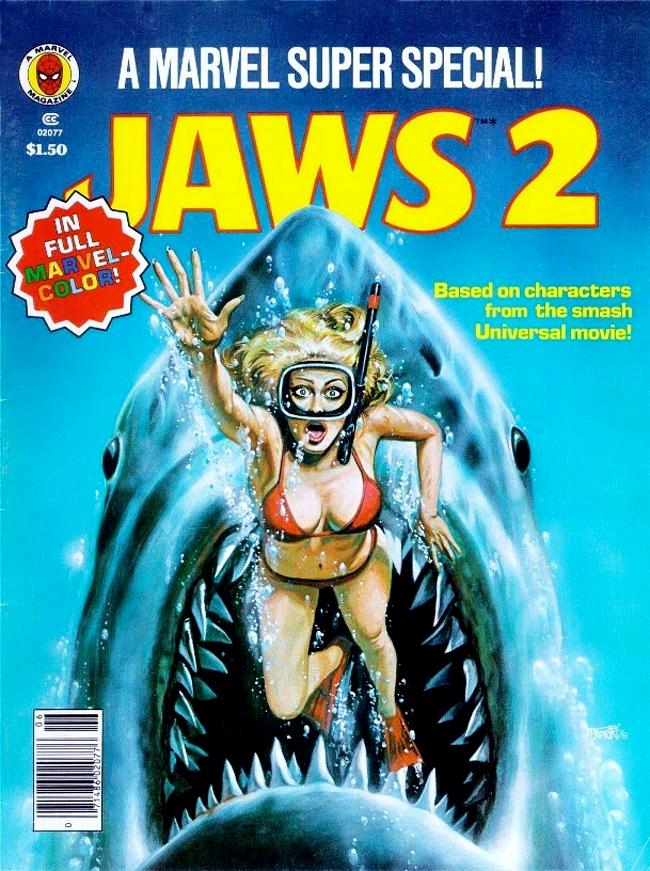 Jaws - Bob Larkin