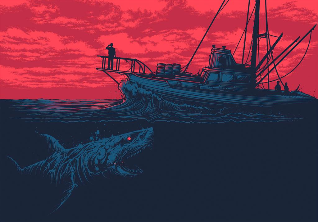 Jaws - Dan Mumford