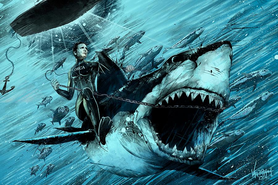 Jaws - JP Valderrama