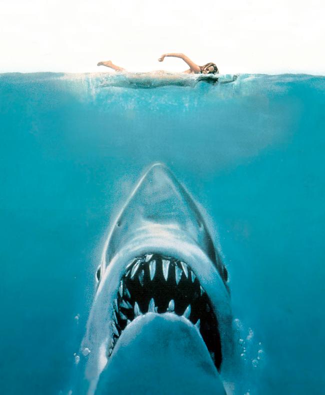 Jaws - Roger Kastel