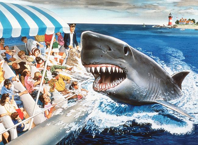 Jaws - Universal Studios