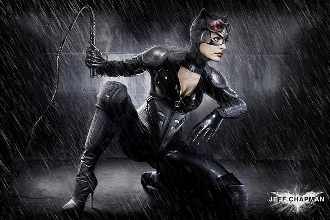 Jeff Chapman - Catwoman