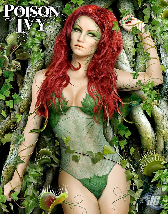 Poison Ivy Erotic