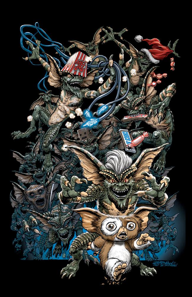Jeff Zornow - Gremlins