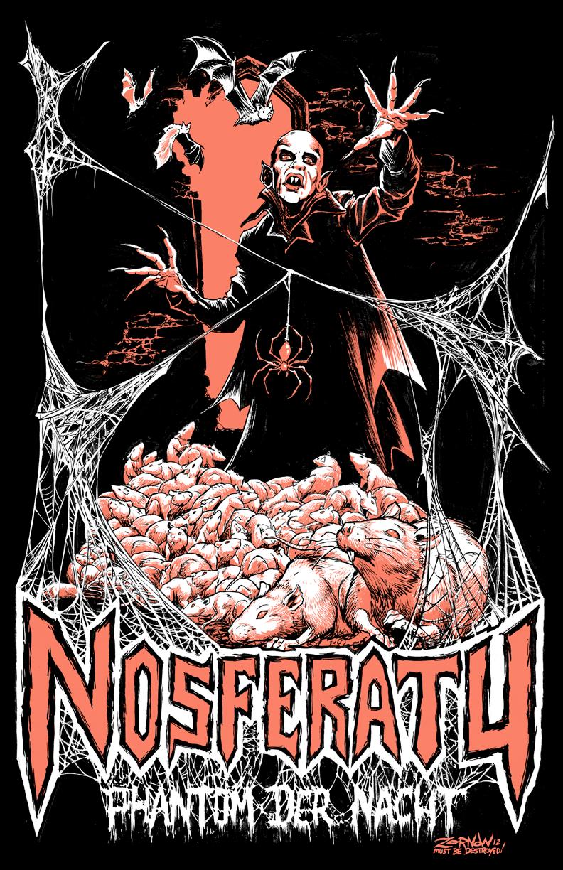 Jeff Zornow - Nosferatu Phantom Der Nacht
