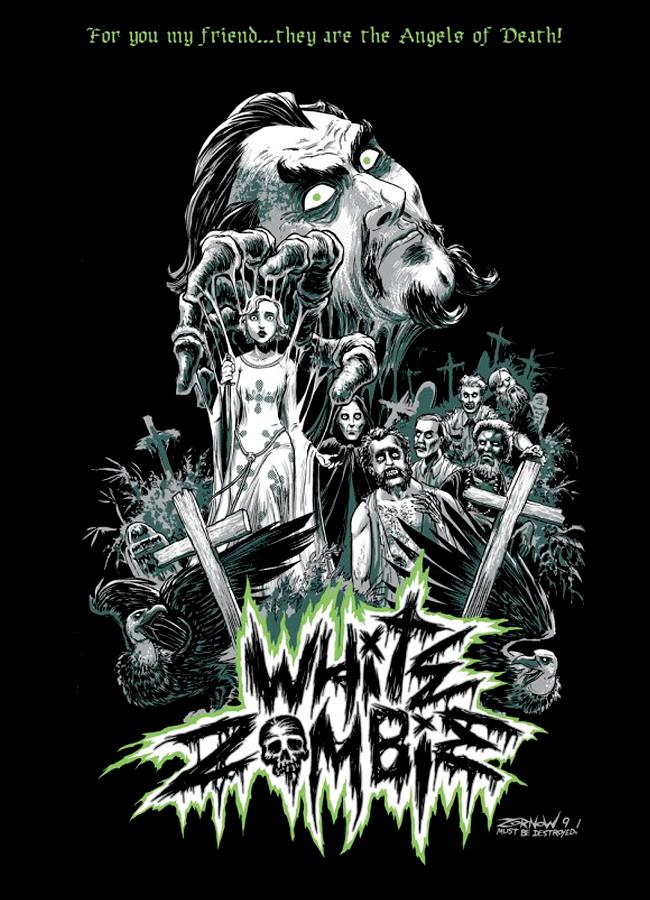 Jeff Zornow - White Zombie
