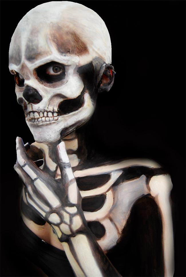 Julia S. Merino - Skeleton