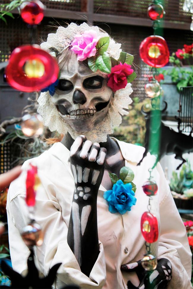 Julia S. Merino - Sweet Skull