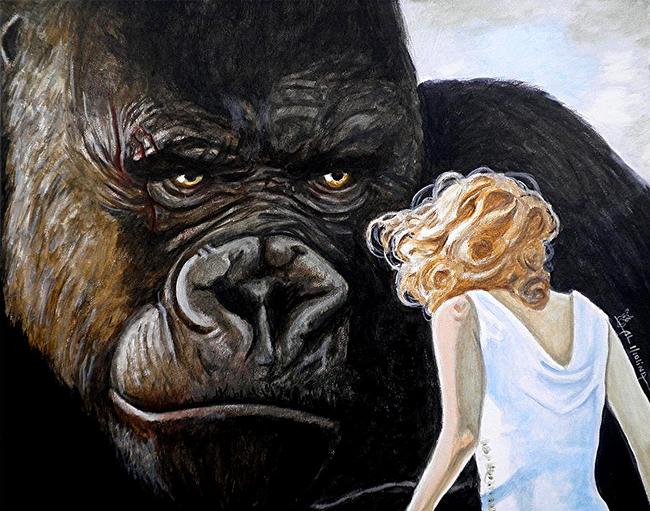 King Kong - Al Molina