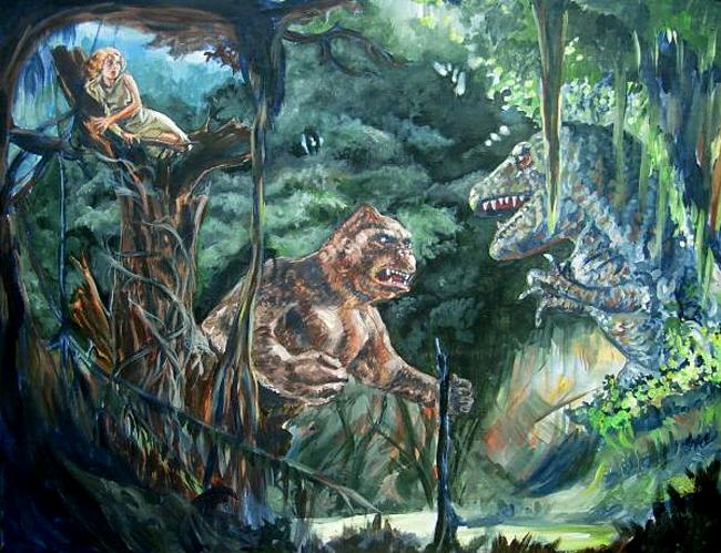 King Kong - Bryan Bustard