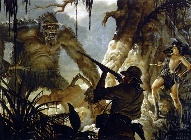 King Kong - Byron L. Crabbe