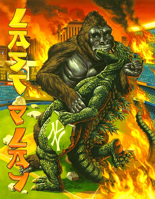 King Kong - Jason Edmiston