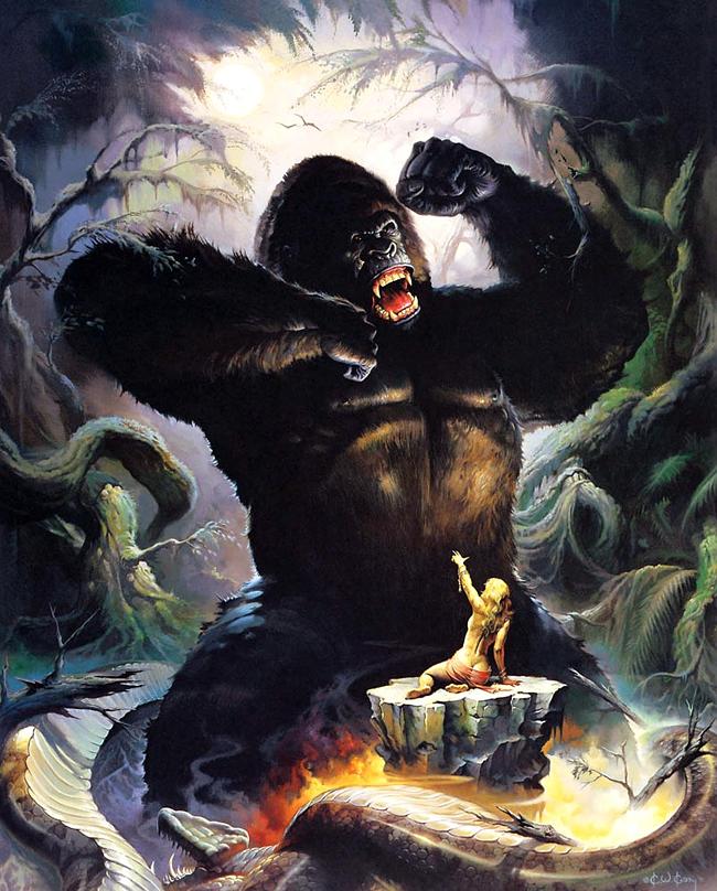 King Kong - Ken Kelly