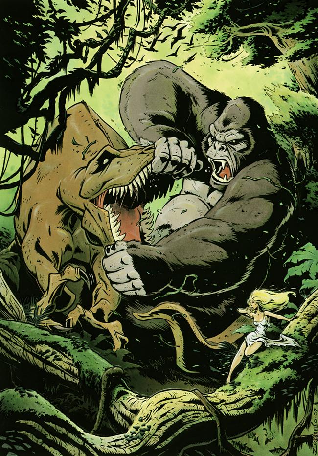 King Kong - Mario Zuccarello