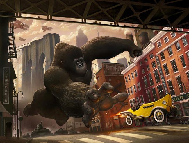 King Kong - Szymon Biernacki