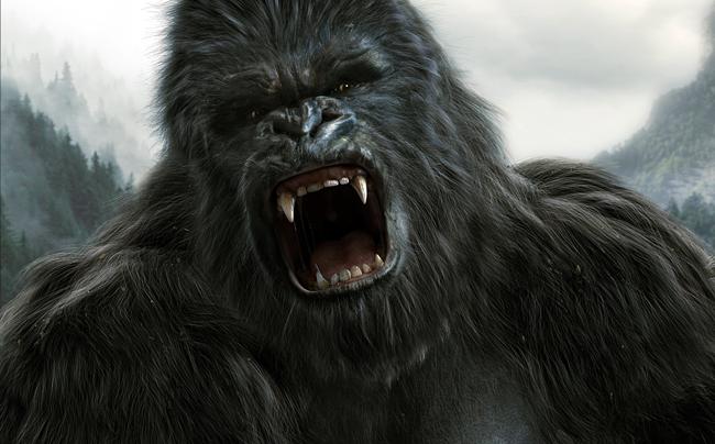 King Kong - Wei Lin Ke
