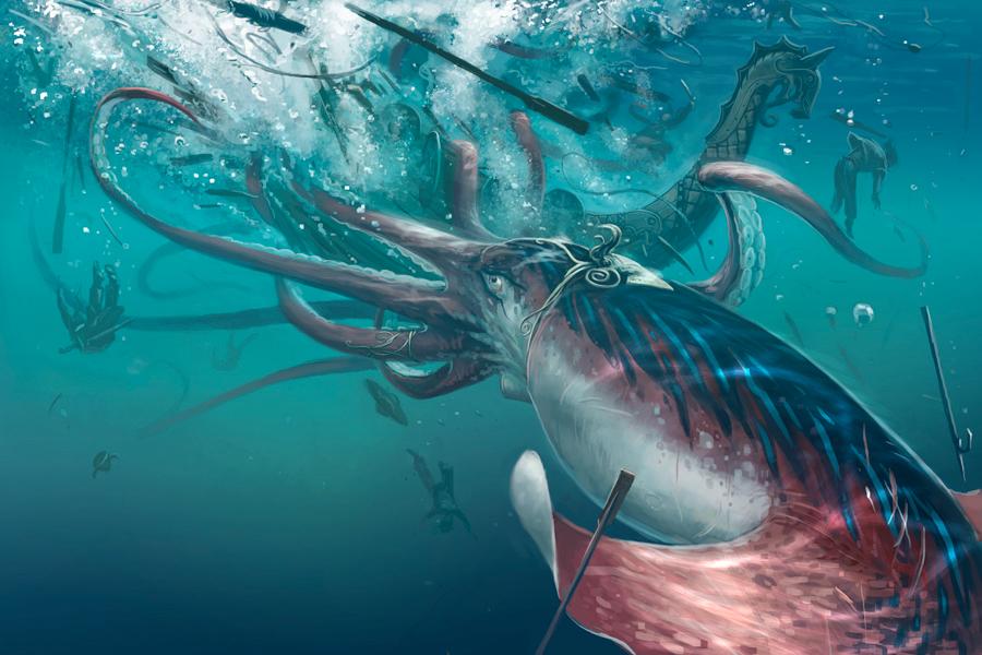 Kraken - Ben Wootten