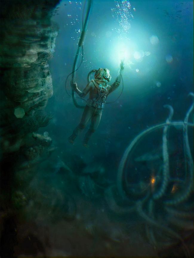 Kraken - Filip G. Melis