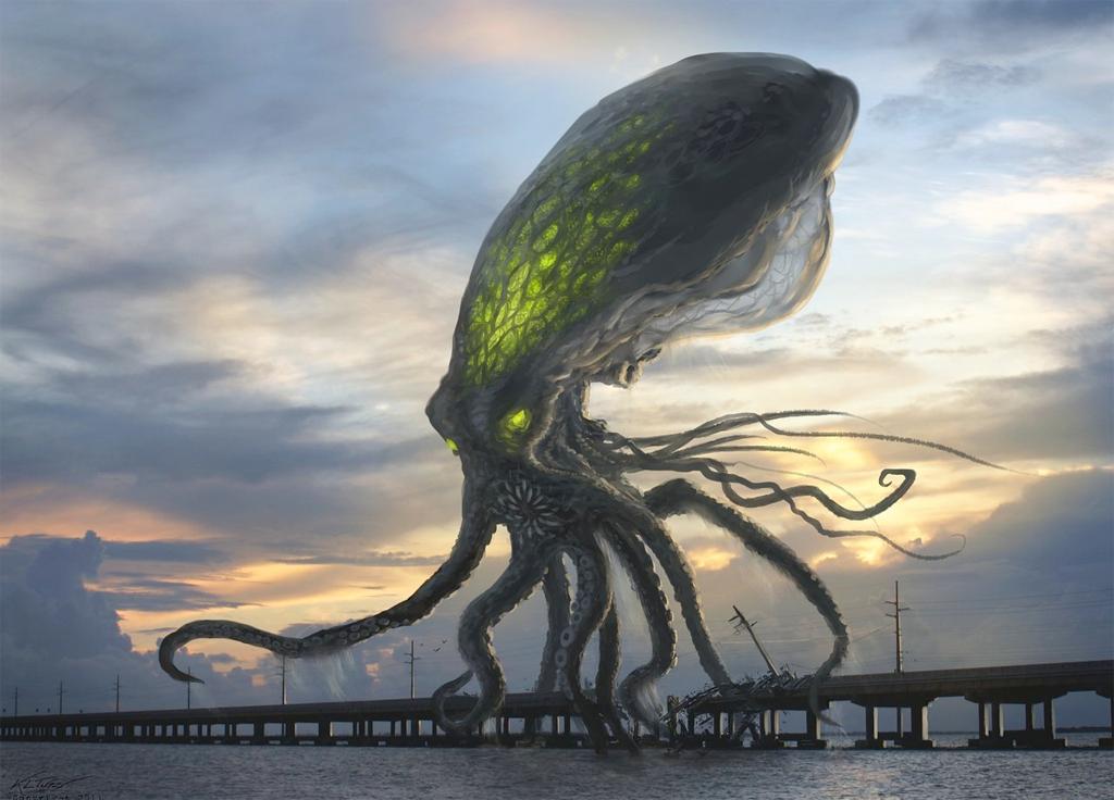Kraken - K.L. Turner