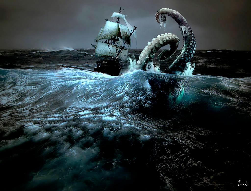 Kraken - Kraken Designs