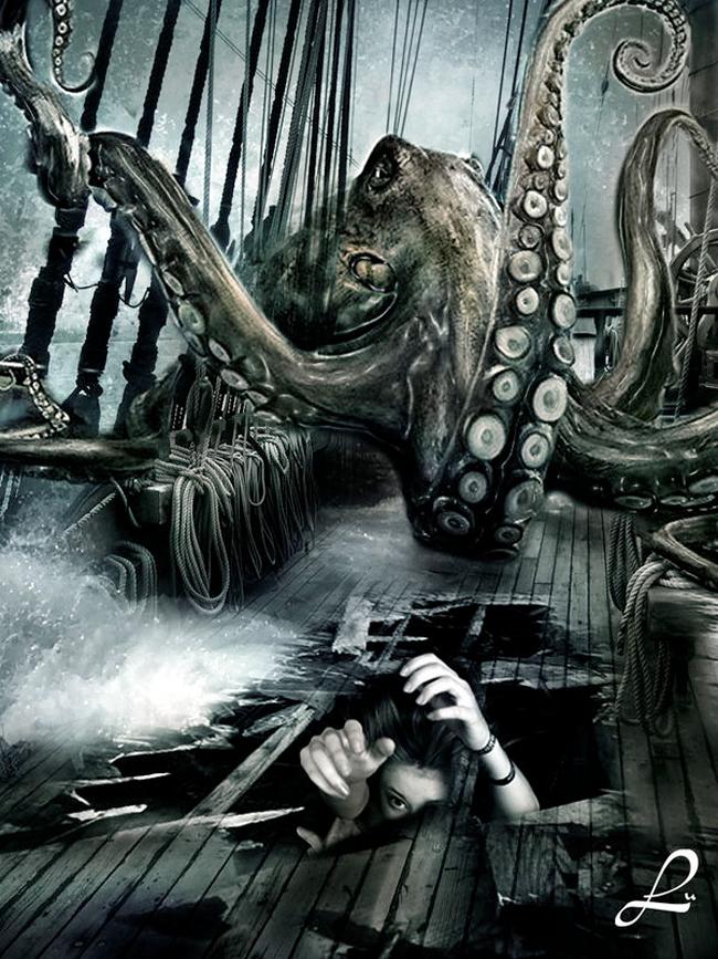 Kraken - Lu Lebel