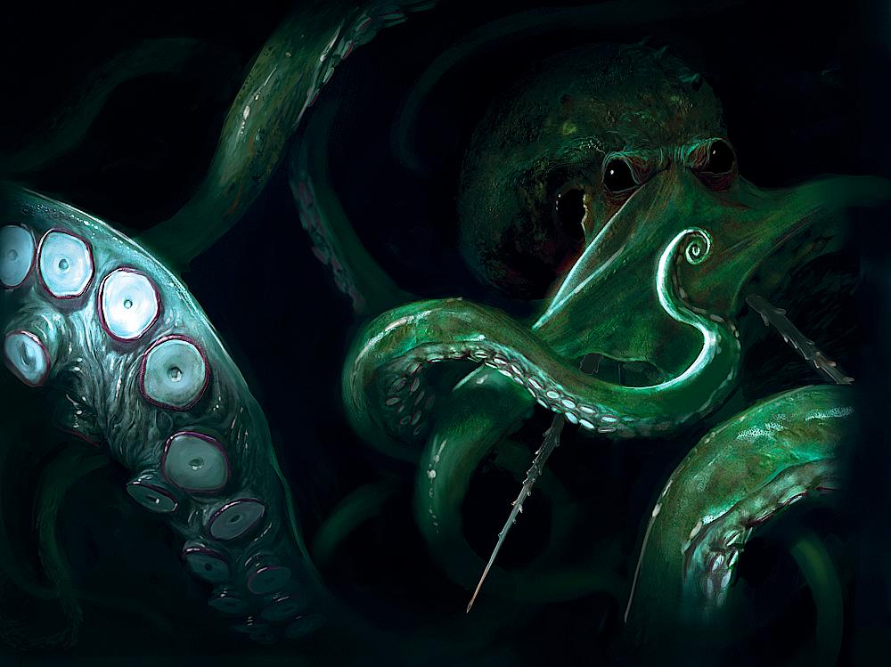 Kraken - Marc Simonetti