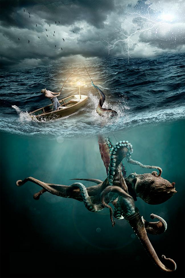 Kraken - Óscar Fernández