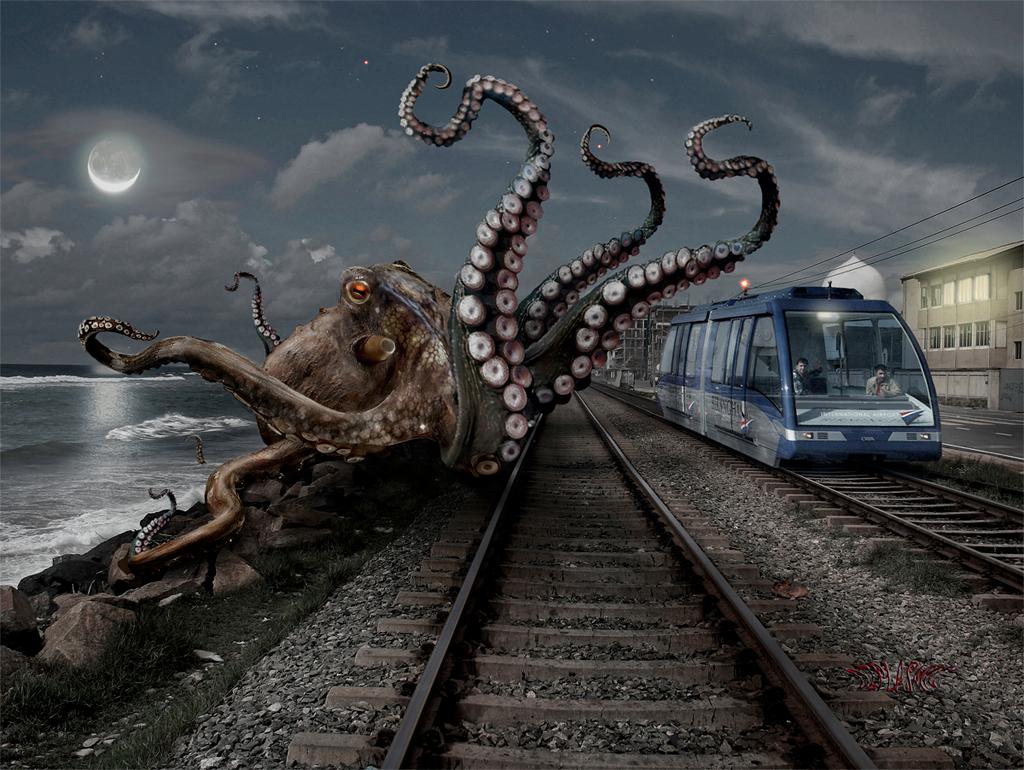 Kraken - Ozplasmic
