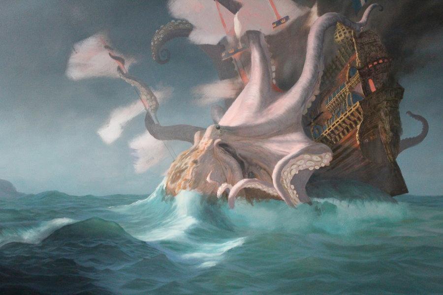Kraken - Russell Marks