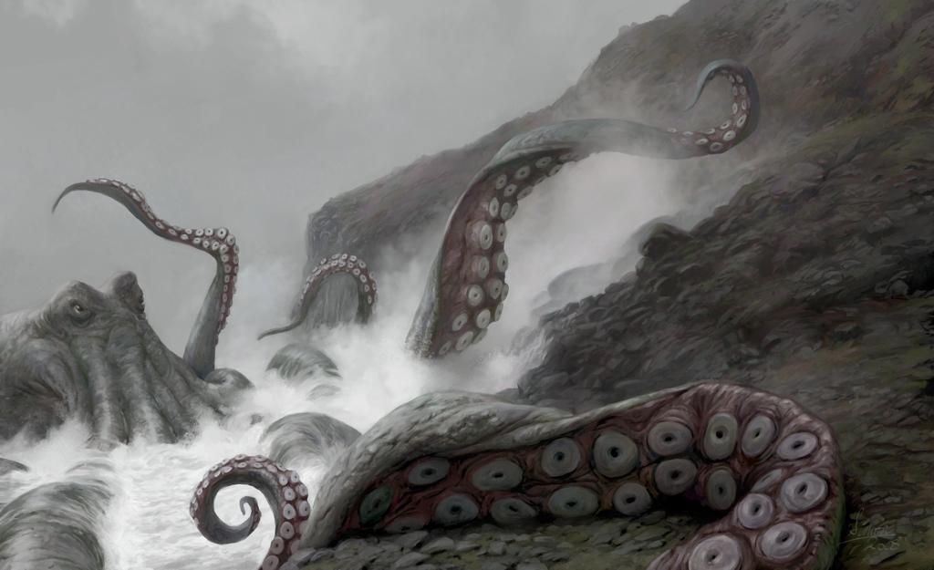 Kraken - Simon Dominic