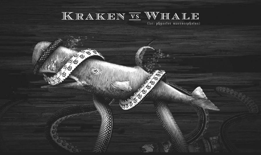 Kraken - Steven Noble
