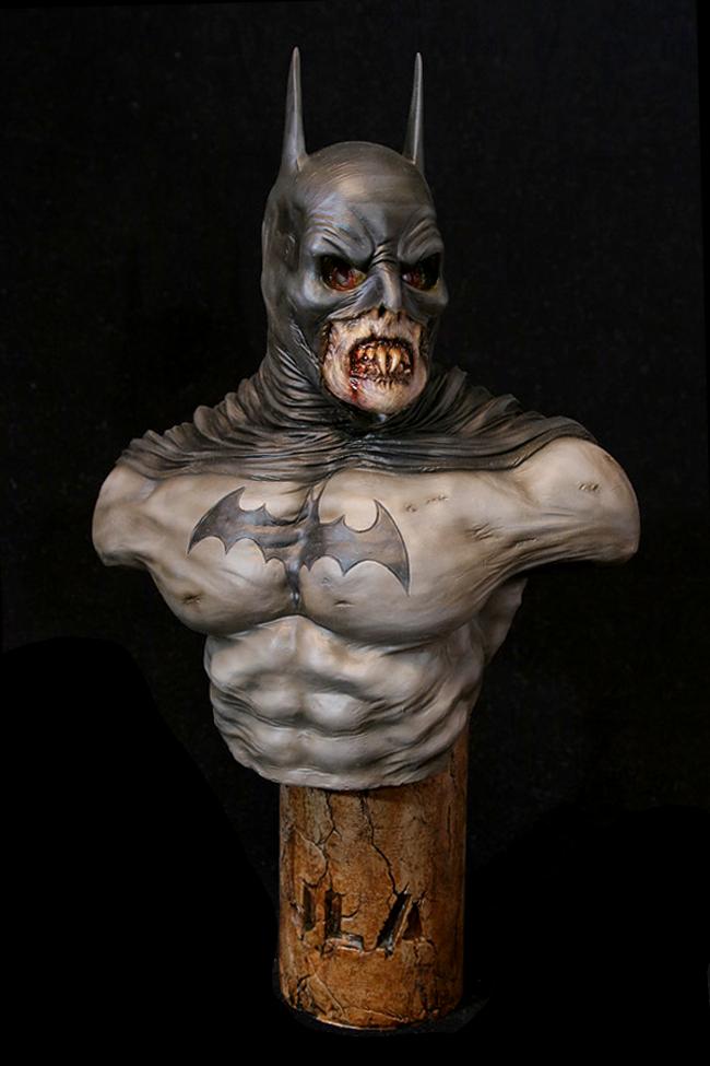 League of the Dead - Batman