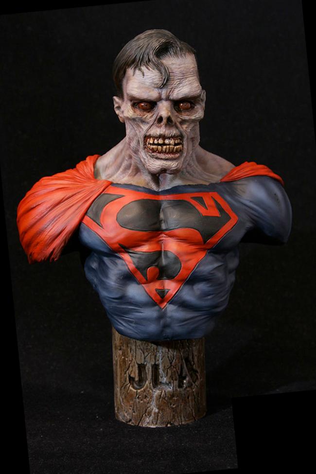 League of the Dead - Superman