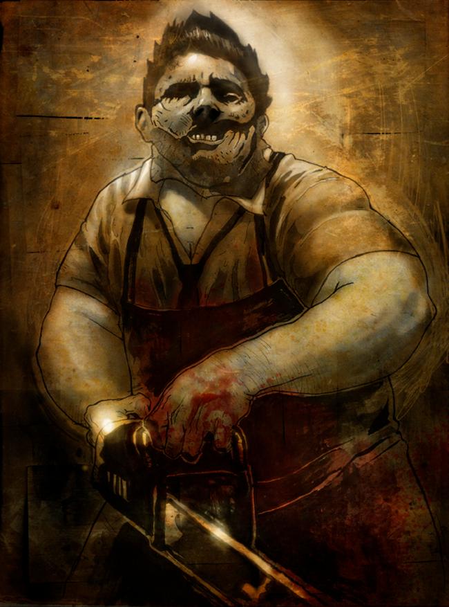 Leatherface - Skullcat Studios