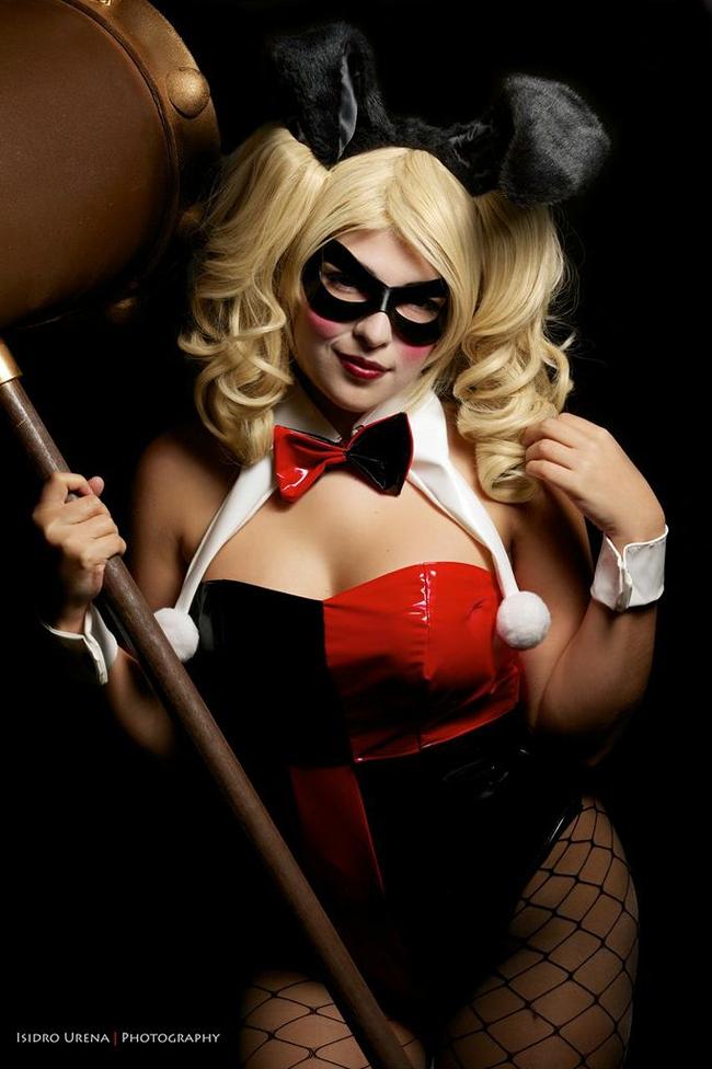 Maria Ramos - Harley Quinn