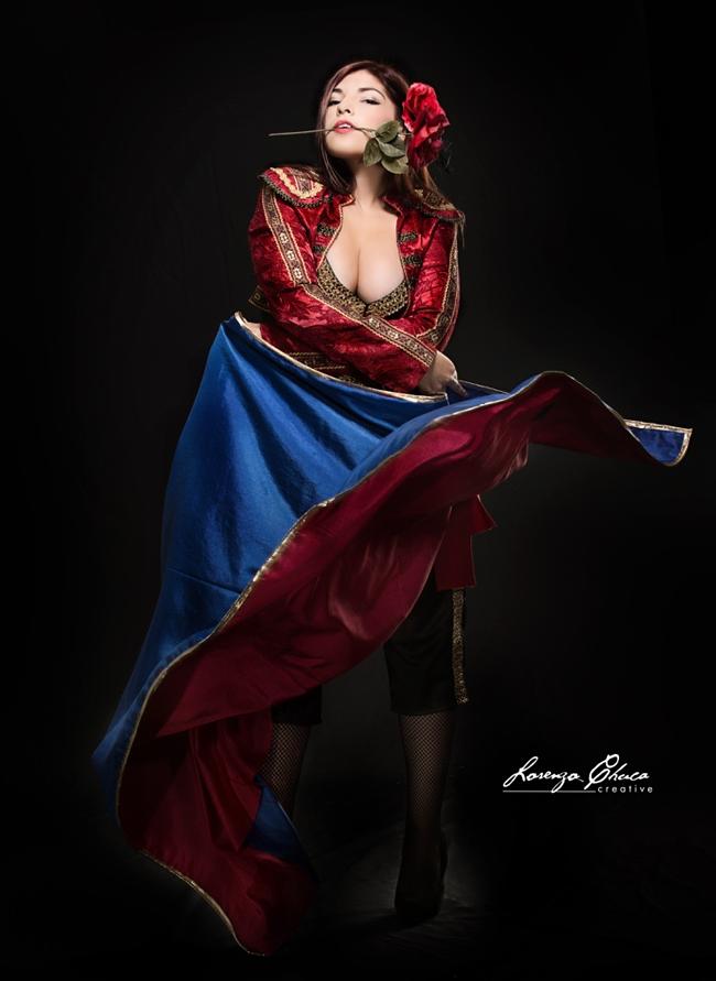 Maria Ramos - Matadora