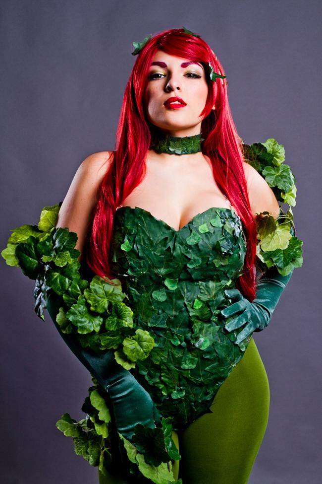Maria Ramos - Poison Ivy