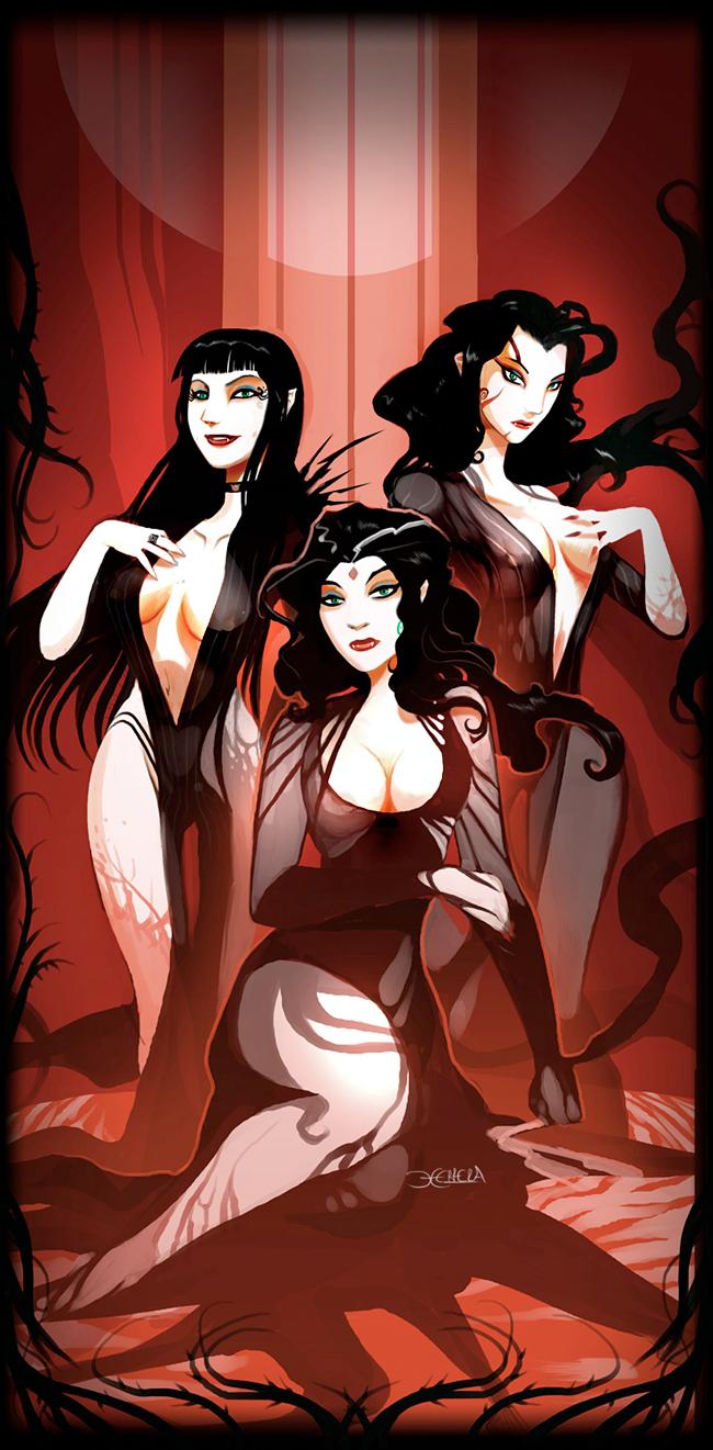 Mauricio Herrera - Brides of Dracula
