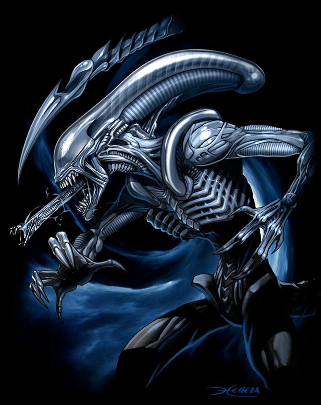Mauricio Herrera - Alien