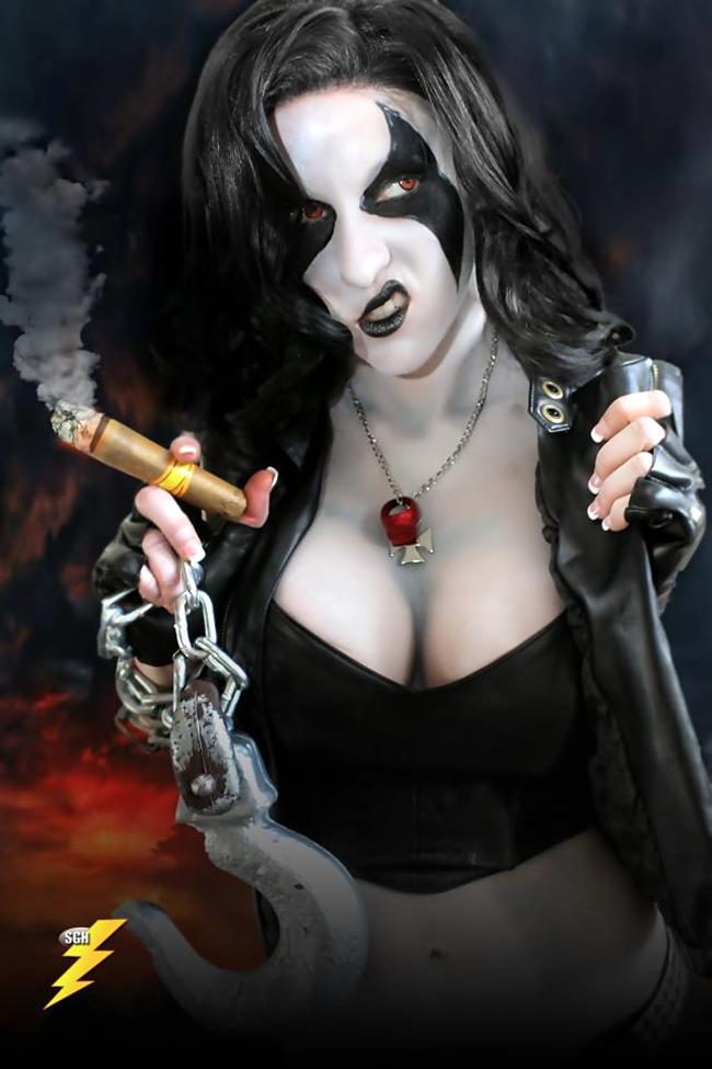Meg Murrderher - Lobo