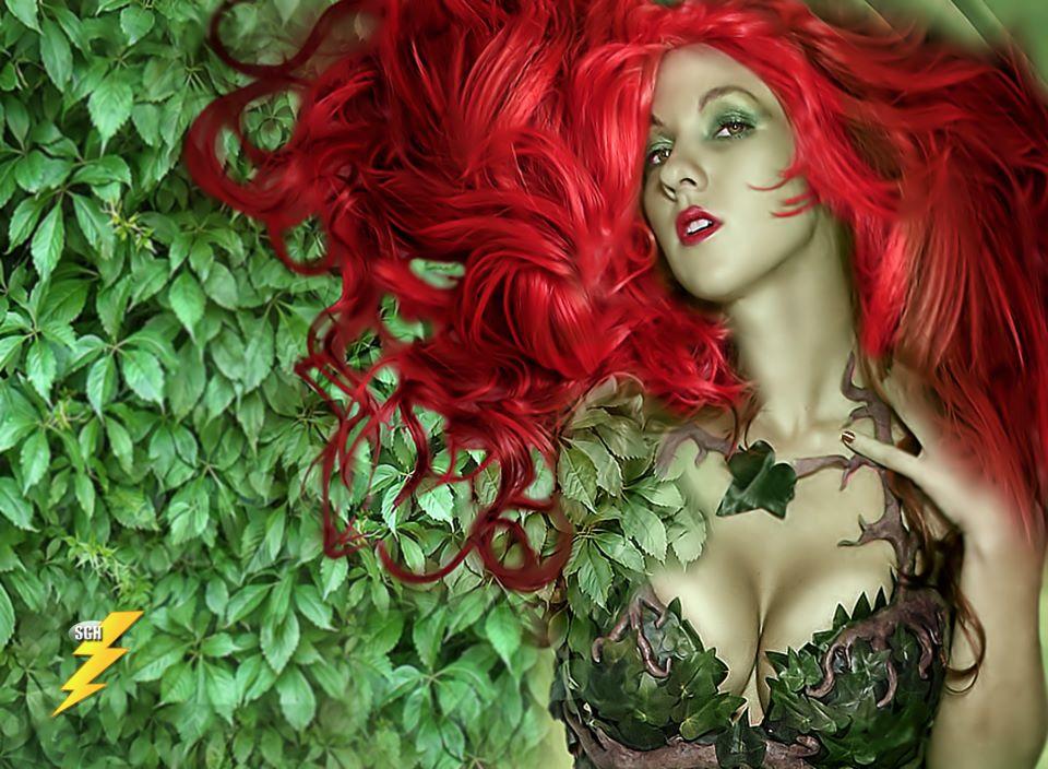 Meg Murrderher - Poison Ivy